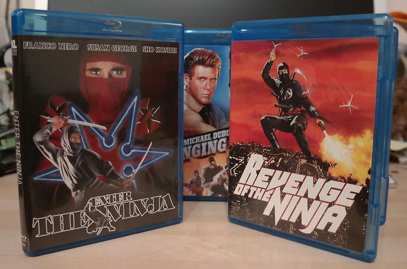 Ninja-Blurays