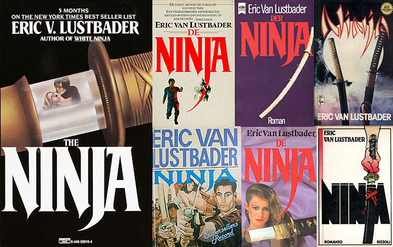 Ninja-Lustbader-covers