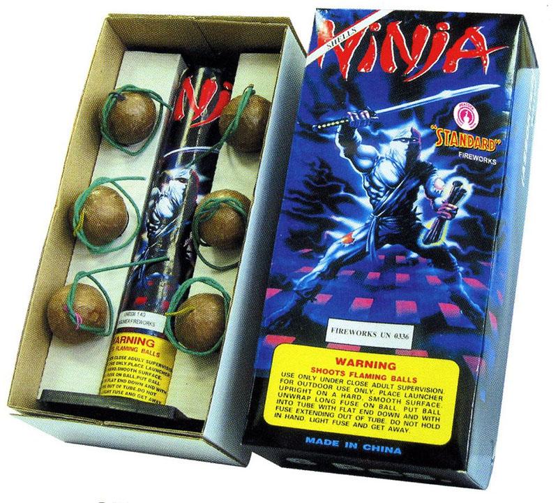 ninja-fireworks