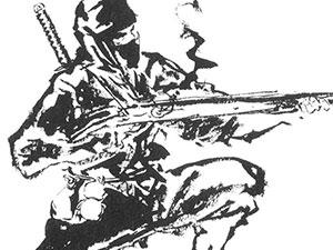 Katsuya Terada illustrations