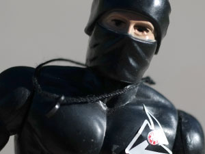 How M-FORCE's underwhelming ninja CLAWED their way into action figure history