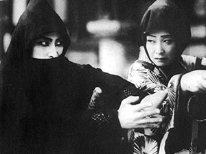 Revelations on the silent-era ninja boom from an unlikely source
