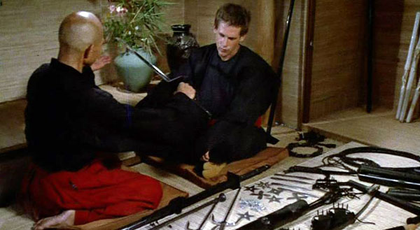 American Ninja movie scenes When the Cannon Films ninja mantle was passed to Michael Dudikoff so too was the now requisite Ninja To seen throughout the five American Ninja films