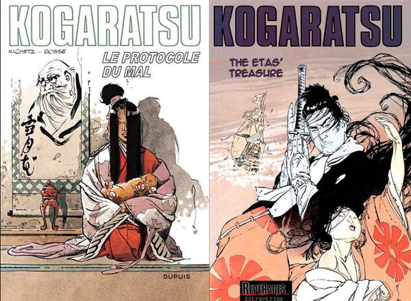 Kogaratsu-covers