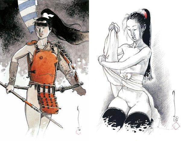 Kogaratsu-girls