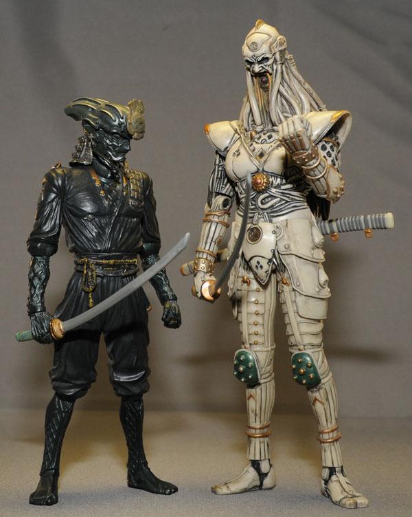 Mirai-figures