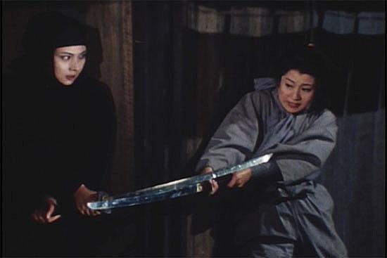 Kunoichi Kaji Vintage Ninja border=