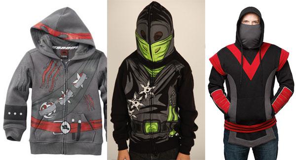 ninja-hoodies