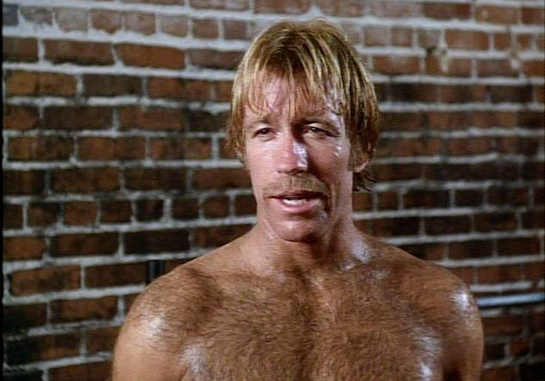 Chuck Norris has taught me a lot. He taught me men with bangs who aren't ...